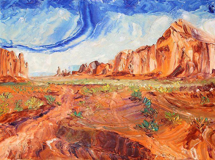 southwestern art